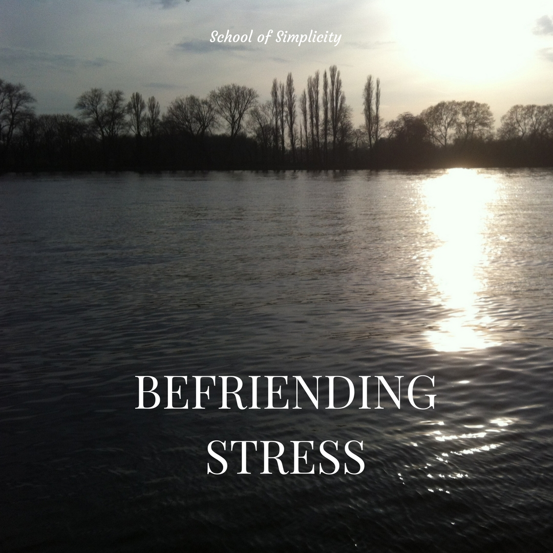 befriending stress 1